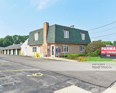 Storage Units for Rent available at 9425 Brookpark Road, Parma, OH 44129 Photo Gallery 1