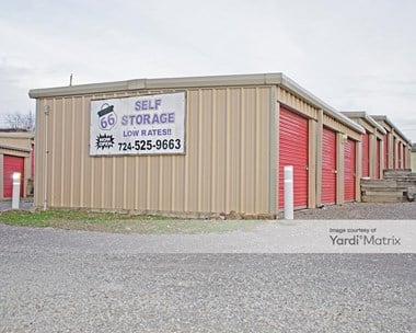 Storage Units for Rent available at 124 Main Street, Ford City, PA 16226 Photo Gallery 1