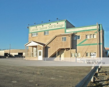 Storage Units for Rent available at 500 Lloyd Avenue, Latrobe, PA 15650 Photo Gallery 1