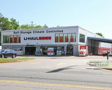 Storage Units for Rent available at 224 Washington Street, Stoughton, MA 02072 Photo Gallery 1