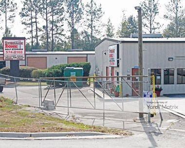 Storage Units for Rent available at 424 Capital Circle SW, Tallahassee, FL 32304 Photo Gallery 1