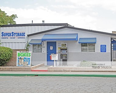 Storage Units for Rent available at 820 28th Street, Paso Robles, CA 93446 Photo Gallery 1