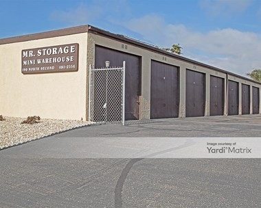 Storage Units for Rent available at 190 North 2Nd Street, Grover Beach, CA 93433 Photo Gallery 1