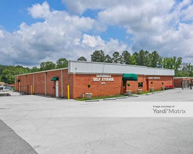 Storage Units for Rent available at 2535 Decatur Hwy, Gardendale, AL 35071 Photo Gallery 1