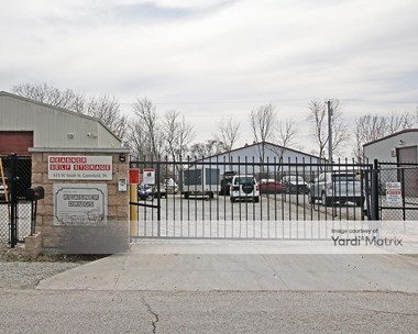 Storage Units for Rent available at 615 West South Street, Greenfield, IN 46140 Photo Gallery 1