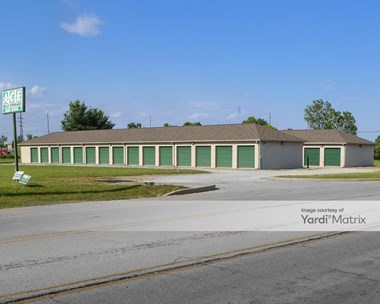 Storage Units for Rent available at 1740 East 67th Street, Anderson, IN 46013 Photo Gallery 1