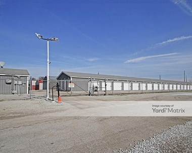 Storage Units for Rent available at 2250 North Franklin Street, Greenfield, IN 46140 Photo Gallery 1