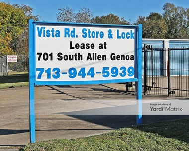 Storage Units for Rent available at 220 Vista Road, Pasadena, TX 77504 Photo Gallery 1