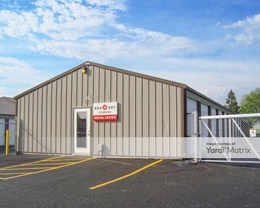 Storage Units for Rent available at 190 West Stephanie Drive, Cortland, IL 60112 Photo Gallery 1