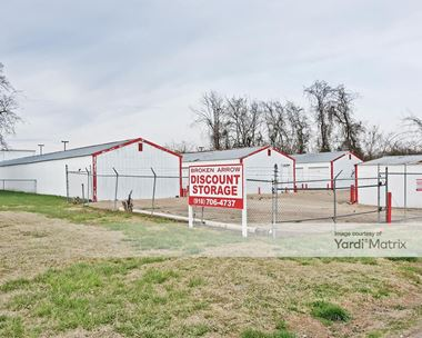 Storage Units for Rent available at 602 West Madison Street North, Broken Arrow, OK 74012 Photo Gallery 1