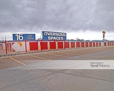 Storage Units for Rent available at 2518 Britain Drive, Amarillo, TX 79109 Photo Gallery 1