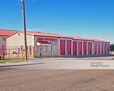 Storage Units for Rent available at 2000 Hardy Street, Amarillo, TX 79106 Photo Gallery 1
