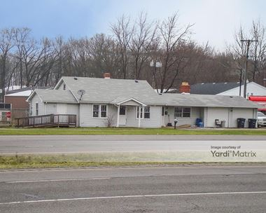 Storage Units for Rent available at 4980 East Lincoln Hwy, Merrillville, IN 46410 Photo Gallery 1