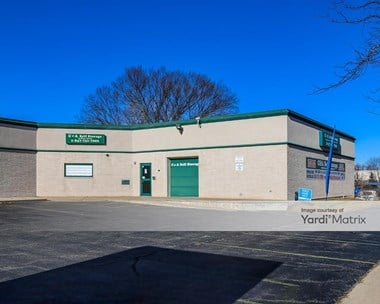 Storage Units for Rent available at 2240 Sheridan Road, Zion, IL 60099 Photo Gallery 1
