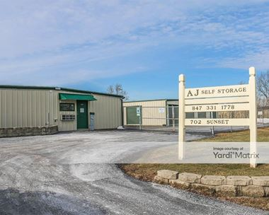 Storage Units for Rent available at 702 Sunset Drive, Round Lake, IL 60073 Photo Gallery 1
