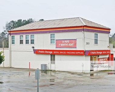 Storage Units for Rent available at 3901 River Drive, Columbia, SC 29201 Photo Gallery 1