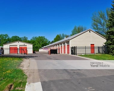 Storage Units for Rent available at 7301 36th Avenue North, New Hope, MN 55427 Photo Gallery 1