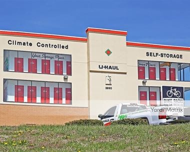Storage Units for Rent available at 3990 North Service Road, St Peters, MO 63301 Photo Gallery 1