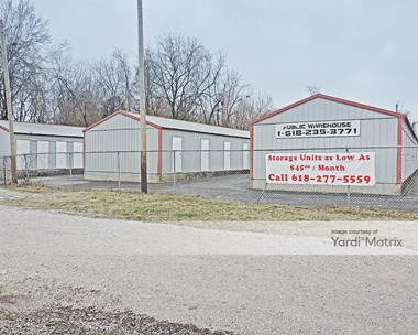Storage Units for Rent available at 802 South Belt West, Belleville, IL 62220 Photo Gallery 1