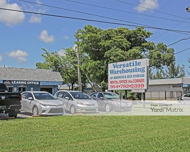 Storage Units for Rent available at 4701 Orange Drive, Davie, FL 33314 Photo Gallery 1
