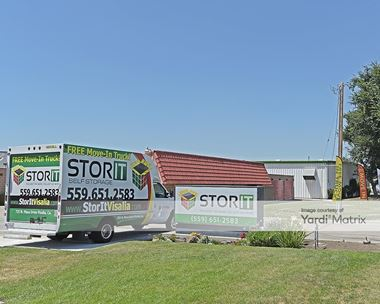 Storage Units for Rent available at 725 North Plaza Drive, Visalia, CA 93291 Photo Gallery 1