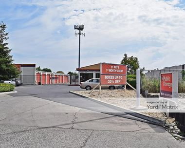Storage Units for Rent available at 2012 West Briggsmore Avenue, Modesto, CA 95350 Photo Gallery 1