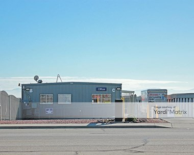 Storage Units for Rent available at 1616 Rosamond Blvd, Rosamond, CA 93560 Photo Gallery 1