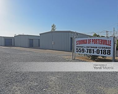 Storage Units for Rent available at 31 North Cottage Street, Porterville, CA 93257 Photo Gallery 1