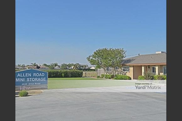 Allen Road Mini Storage 4840 Allen Road Bakersfield Rentcafe