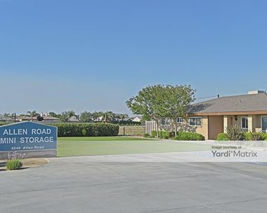Storage Units for Rent available at 4840 Allen Road, Bakersfield, CA 93314 Photo Gallery 1