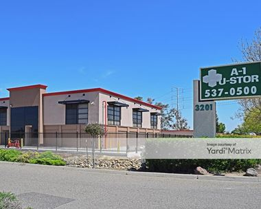 Storage Units for Rent available at 3201 East Hatch Road, Ceres, CA 95307 Photo Gallery 1
