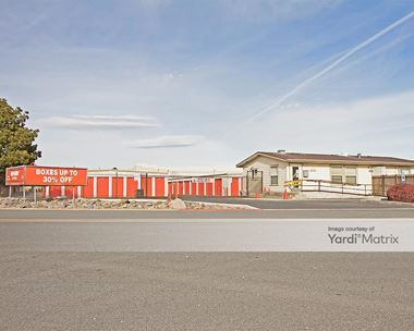 Storage Units for Rent available at 450 Boxington Way, Sparks, NV 89434 Photo Gallery 1
