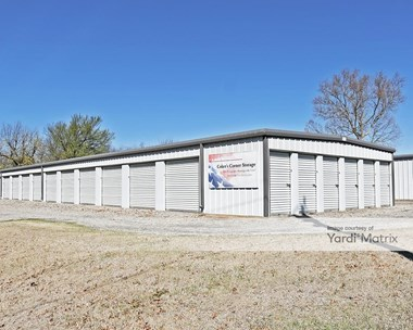 Storage Units for Rent available at 1302 North Kern Avenue, Okmulgee, OK 74447 Photo Gallery 1