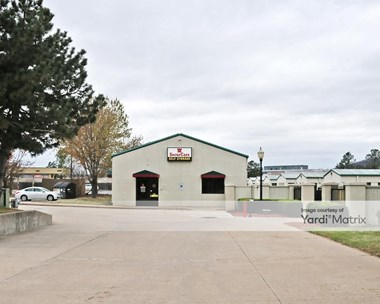 Storage Units for Rent available at 6834 South Trenton Avenue, Tulsa, OK 74136 Photo Gallery 1