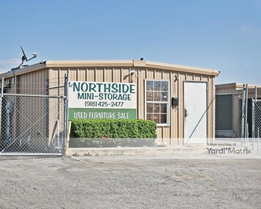 Storage Units for Rent available at 3737 North Lewis Avenue East, Tulsa, OK 74110 Photo Gallery 1
