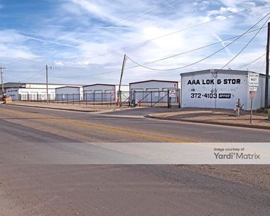 Storage Units for Rent available at 2101 South Bolton Street, Amarillo, TX 79103 Photo Gallery 1