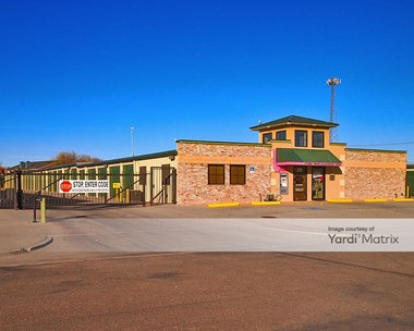 Storage Units for Rent available at 7550 Golden Pond Place, Amarillo, TX 79121 Photo Gallery 1