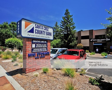 Storage Units for Rent available at 4604 Scotts Valley Drive, Scotts Valley, CA 95066 Photo Gallery 1