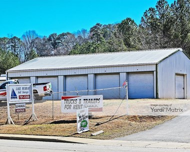 Storage Units for Rent available at 1827 Lake Murray Blvd, Columbia, SC 29212 Photo Gallery 1