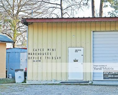 Storage Units for Rent available at 1201 Sox Street, West Columbia, SC 29169 Photo Gallery 1