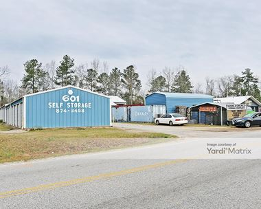 Storage Units for Rent available at 2616 Colonel Thomson Hwy, St Matthews, SC 29135 Photo Gallery 1