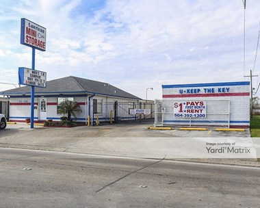 Storage Units for Rent available at 480 Wall Blvd, Gretna, LA 70056 Photo Gallery 1