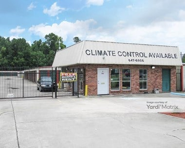 Storage Units for Rent available at 1330 Louisiana 30 West, Gonzales, LA 70737 Photo Gallery 1