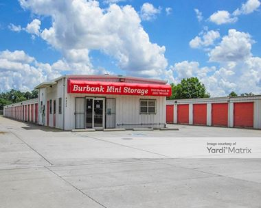 Storage Units for Rent available at 9425 Burbank Drive, Baton Rouge, LA 70810 Photo Gallery 1