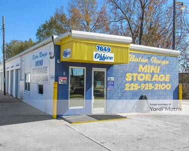 Storage Units for Rent available at 7649 Airline Hwy, Baton Rouge, LA 70814 Photo Gallery 1