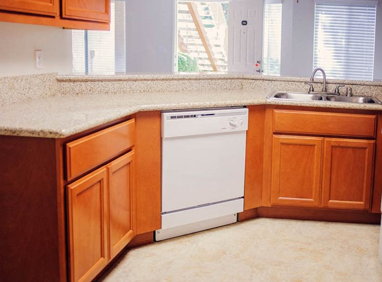 Apartment Home Kitchen