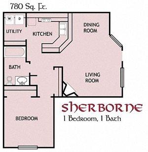 Sherborne, Upstairs