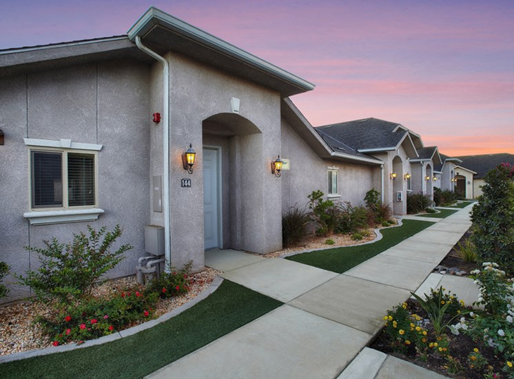 Breezeway and Apartment Homes