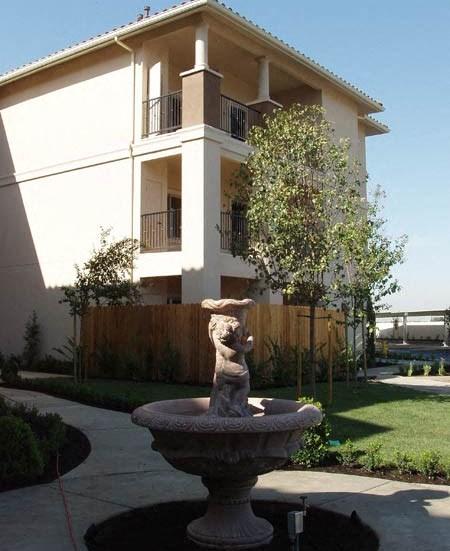 Villa Sorrento Fountain