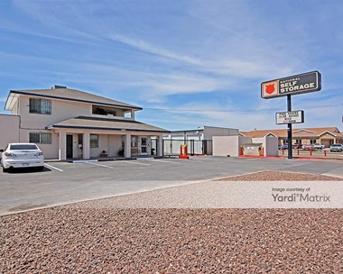 Storage Units for Rent available at 10560 North Loop Drive, El Paso, TX 79927 Photo Gallery 1